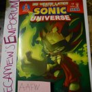 Sonic Universe - Issue #7 - NM - [SEGA Comic Hedgehog Archie]