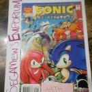 Sonic the Hedgehog - Issue #80 - VF+ - [SEGA Comic Archie]