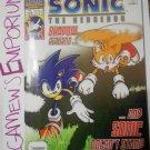 Sonic The Hedgehog - Issue #145 - VG - [SEGA Comic Archie]