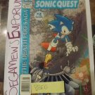 Sonic Quest - Issue #2 - FR+  - [SEGA Hedgehog Comic Archie]