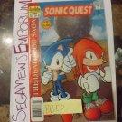 Sonic Quest- Issue #3 - VG - [SEGA Hedgehog Comic Archie]