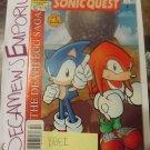 Sonic Quest- Issue #3 - FN - [SEGA Hedgehog Comic Archie]