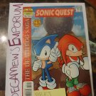 Sonic Quest- Issue # 3 - FN+ - [SEGA Hedgehog Comic Archie]