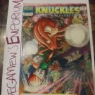 Knuckles The Echidna - Issue #4 - VF+ - [SEGA Sonic Hedgehog Comic Archie]