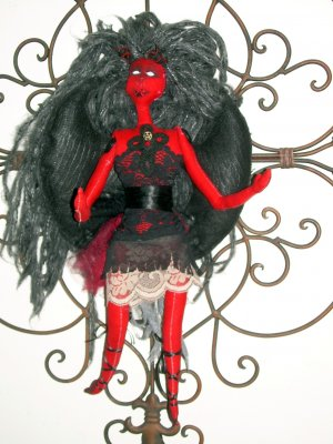 Calpurnia The Devil Gal from Calcutta