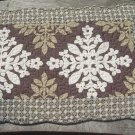 Snowflake Deck Doormat Floor Kitchen Room Mat Home Entrance Rug Coffee