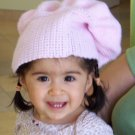 Chef Hat Toddler or Preschooler Crochet PATTERN