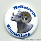 School Fundraising Ideas Custom Magnetic Buttons Personalized Buttons Sample Set of 10 or pinback