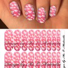 Jamberry Nail Wraps Tropical Flowers Design  CUSTOM NAS