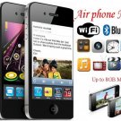 Airphone NO.4 Quad Band Dual Cards with Wifi Java Touch Screen Cell Phone