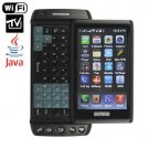 Dapeng T5000 Quad Band Dual Cards with Wifi Analog TV Java Touch Screen Slide Phone