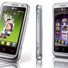 LGKM900 Arena 3G 8GB GPS WIFI 5MP SLV SMARTPHONE