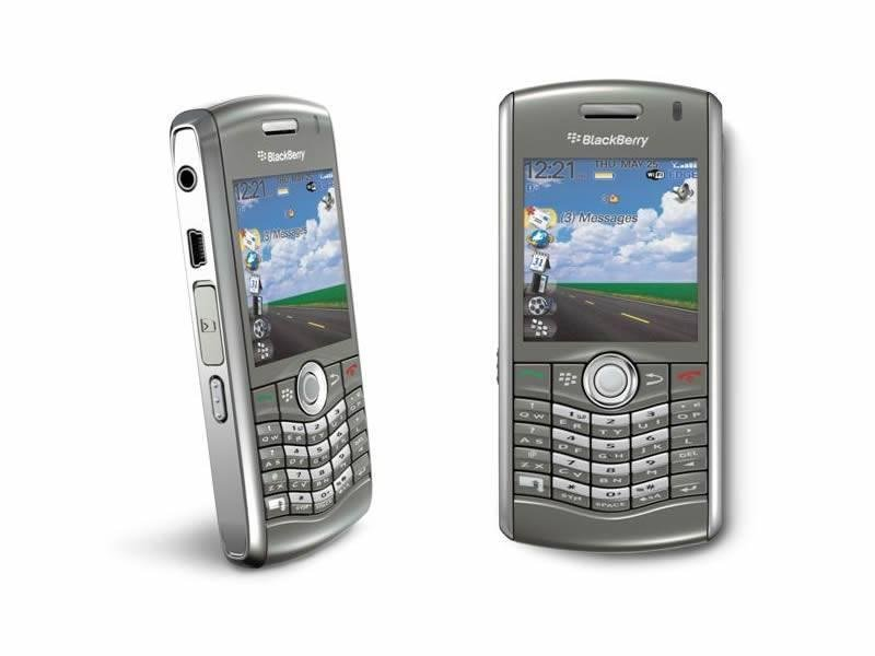 New Blackberry Pearl 8120 WIFI AT&T T-MOB. Rogers Phone