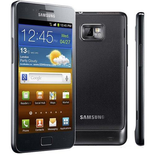 "Samsung i9100 Galaxy S II 1.2GHz 16GB 8MP 4.3"" ANDROID V2.3 Black"