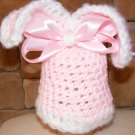 Hunny Bunny hat photo props winter wear baby