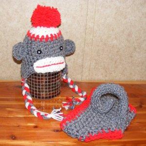 Free Crochet Pattern For Monkey Tail : CROCHET SOCK MONKEY TAIL ? Only New Crochet Patterns