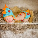 dino hat and diaper covers photo props Newborn easter
