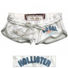 NWT Hollister Seagrove Beach Short White