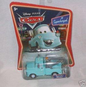 Disney Pixar Cars Movie New Blue Mater