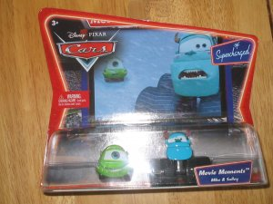 Disney Cars Movie Moments Mike & Sulley