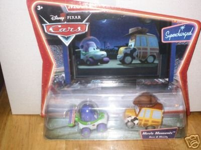Disney Pixar Cars Movie Moments Buzz & Woody