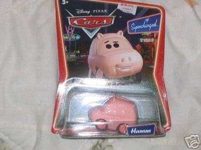 Disney Pixar Movie Cars Hamm FREE Shipping!