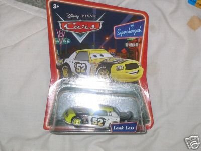 Disney Pixar Cars Supercharged Leakless FREE Shipping!