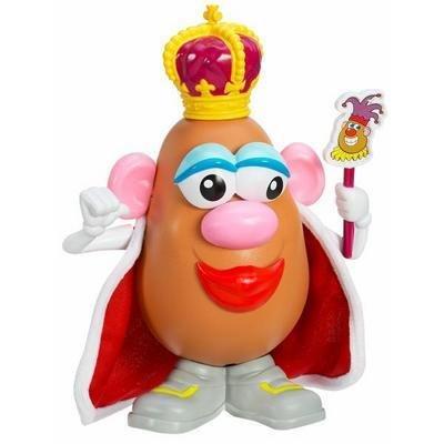 Mr. Potato Head Parts n Pieces King Spud