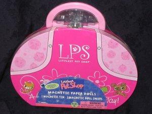Littlest Pet Shop Magnetic Paper Dolls