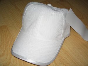 Velcro Back Cap