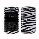 FOR BLACKBERRY BOLD 9700 9780 COVER HARD CASE ZEBRA