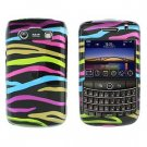 FOR BLACKBERRY BOLD 9700 9780 COVER HARD CASE RAINBOW