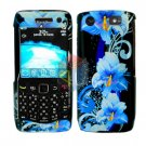 FOR BLACKBERRY PEARL 3G 9100 9105 COVER HARD CASE FLOWER