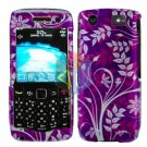FOR BLACKBERRY PEARL 3G 9100 9105 COVER HARD CASE P-FLOWER
