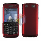 FOR BLACKBERRY PEARL 3G 9100 9105 COVER HARD CASE RED