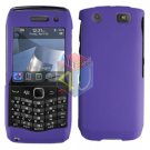 FOR BLACKBERRY PEARL 3G 9100 9105 COVER HARD CASE PURPLE