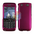 FOR BLACKBERRY PEARL 3G 9100 9105 COVER HARD CASE ROSE PINK