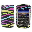 FOR BLACKBERRY BOLD 9650 COVER HARD CASE RAINBOW