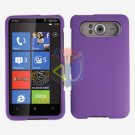 FOR HTC HD7 HD 7 cover hard case Purple