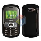 For LG Octane VN530 Cover Hard Case Black