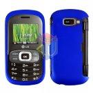 For LG Octane VN530 Cover Hard Case Blue + Screen