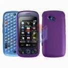 For LG Rumour Plus GW370 Cover Hard Case Purple