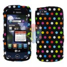 For LG Sentio GS505 Cover Hard Case R-Dot