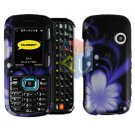 For LG Cosmos VN250 Cover Hard Case B-Flower
