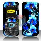 For LG Cosmos VN250 Cover Hard Case Flower