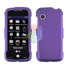 For LG Prime GS390 Cover Hard Case Purple