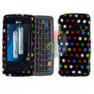 For LG Banter Touch UN510 Cover Hard Case R-Dot