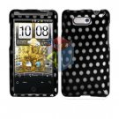 For HTC Aria Cover Hard Case Polka Dot