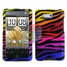 For HTC Aria Cover Hard Case C-Zebra
