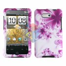 For HTC Aria Cover Hard Case H-Flower